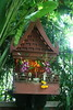 Shrine in the garden