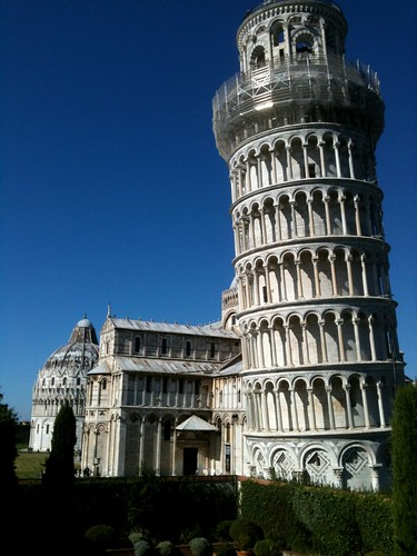 That leaning tower
