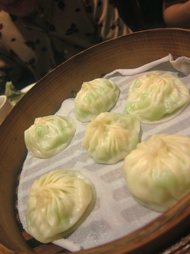 shrimp & wintermelon bao