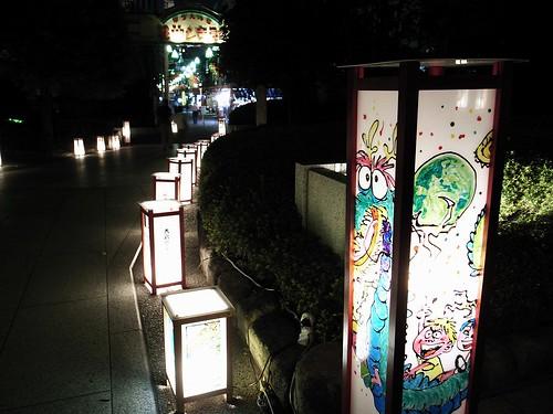浅草燈籠会 1