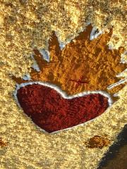 Fire heart