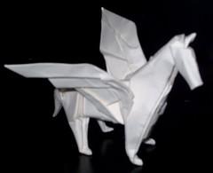 Pegasus (PhillipWest) Tags: origami paperfolding papiroflexia