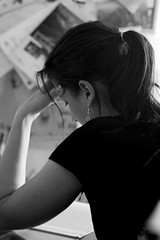 A students life Part III (mgratzer) Tags: blackandwhite bw white black students eos student study learning studying learn astudentslife showonmysite
