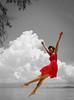 if i fall... (AraiGodai) Tags: portrait people fall love beach girl beautiful asian interestingness interesting emotion action fear olympus explore thai krabi arai interestingness3 southernthailand araigordai exploretopten gordai raigordai araigodai