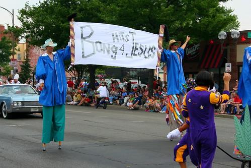 Doo Dah Parade: Bong Hits 4 Jesus