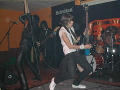Zapato y los Guitar Wolf