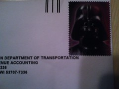 Darth on Mail