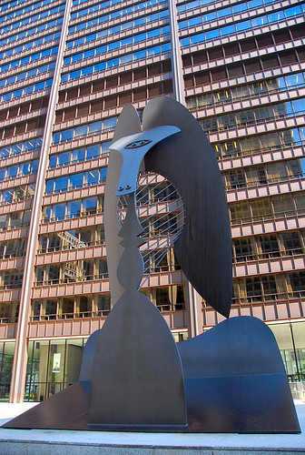 Chicago Picasso by mason.flickr