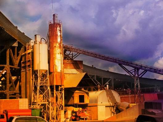 Cement Plant 528
