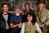 Indiana Jones: Steven Spielberg, Harrison Ford as Indiana, Shia LaBeouf as Indy's son