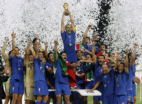 2006 FIFA World Cup winners-Italy