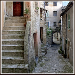Rita Crane Photography: France / Provence / village / stone / medieval village  / walls / Village of Gorbio, Maritime Alps, Provence (Rita Crane Photography) Tags: france stairs bravo arch searchthebest stock villages explore doorway stonewall soe stockphoto excellence gorbio alpesmaritimes stonepath squarephoto 500x500 blueribbonwinner stonestairs villageperche supershot flickrsbest mywinners abigfave shieldofexcellence villagemedieval aplusphoto superbmasterpiece diamondclassphotographer perchedvillage wwwritacranestudiocom regiondeprovencealpescotesdazur lifetravel leuropepittoresque
