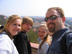 The Hertzlers in Prague