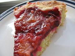 Rustic Plum Cake