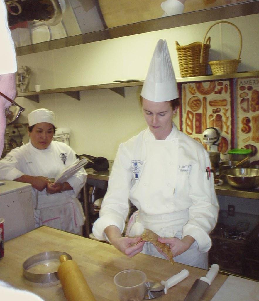 Chef Nicole Kidman