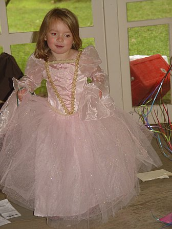 Princess outfit for the princess
