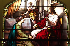 (nate'sgirl) Tags: windows art window newjersey jesus nj stainedglass lord historic christian teacher vinestreet christianity teaching rabbi pinestreet methodism tabernacle southjersey savior unitedmethodistchurch jesuschrist secondstreet 2ndstreet stainedglasswindows saviour umc southernnewjersey fumc religioussymbolism millville millvillenj religiousimages whitejesus jesuchristo ethnocentric rabboni firstunitedmethodistchurchmillville episcopalmethodist caucasiandepiction 1stunitedmethodistchurch fumcmillville