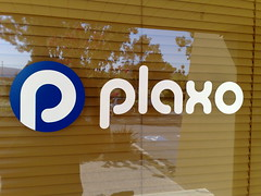 Plaxo's new office picture