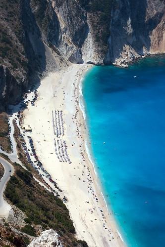 Kefalonia Island - Mirtos beach