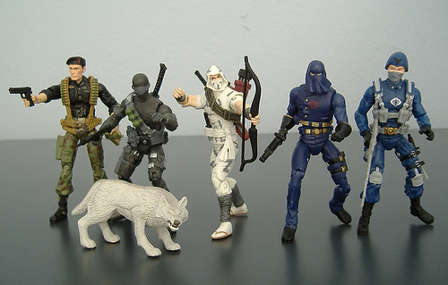 25th Ann GI Joe  Wave 1