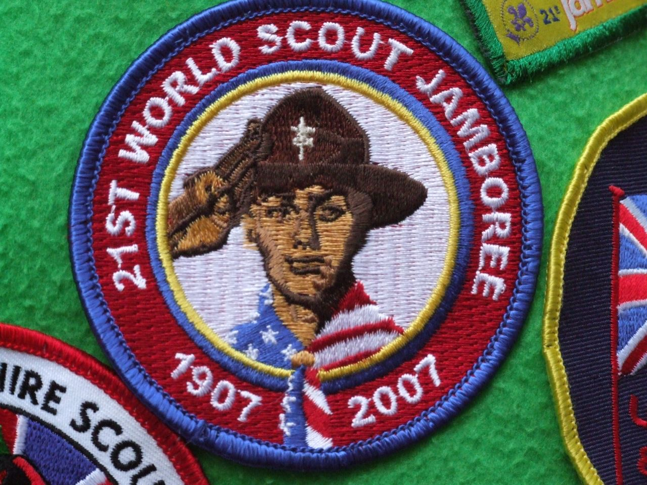 Badges: Are we all in the scouts again?