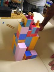 Los escaladores de colores