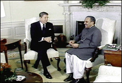 General Zia & Ronald Reagan (howsthat) Tags: zia pakistan history subcontinent southasia howsthat dictator ronaldreagan ziaulhaq africa amsterdam animals april architecture art australia baby band barcelona beach berlin bird birthday black blackandwhite blue boston bw california cameraphone camping canada canon car cat chicago china christmas church city clouds color concert cute dance day de dog england europe family festival film florida flower flowers food france friends fun garden geotagged