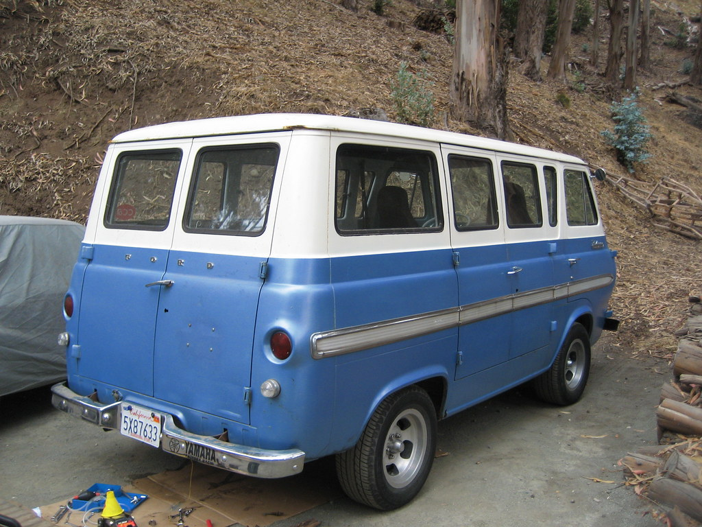 The Worlds Best Photos Of 1961 And E100 Flickr Hive Mind 1967 Ford Econoline Parts My 63 Falcon Deluxe Club Wagon Sehc Tags 1966