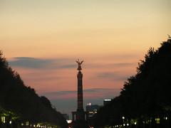 Die Siegessule (nagell) Tags: berlin siegessule