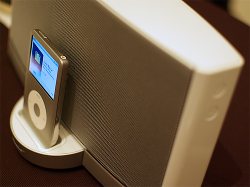 SoundDock Portable White