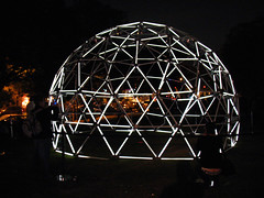 Flourescent Dome