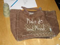 mending bag phase 1