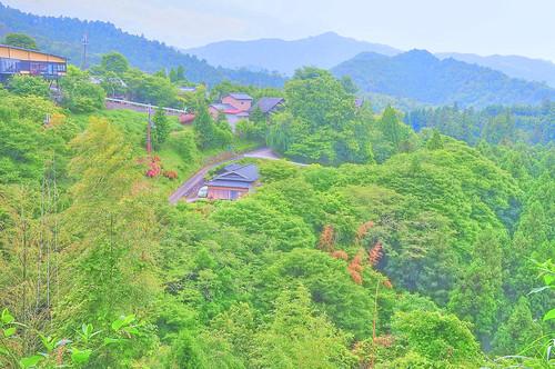 Yoshino 04 toon / HDR
