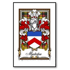 masterson family crest