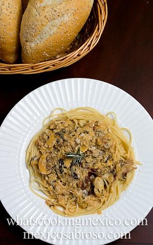 Chipotle Alfredo Pasta