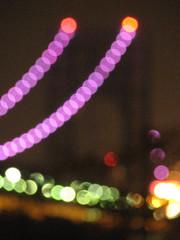 bridge bokeh (Urban Muser) Tags: nyc nightphotography bridge october bokeh gwb project365