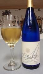 Morgan Creek Vineyards, Morgan Creek Myst (rabidscottsman) Tags: blue minnesota vineyard bottle wine sweet beverage winery alcohol grapes whitewine vino newulmminnesota morgancreekvineyard scotthendersonphotography