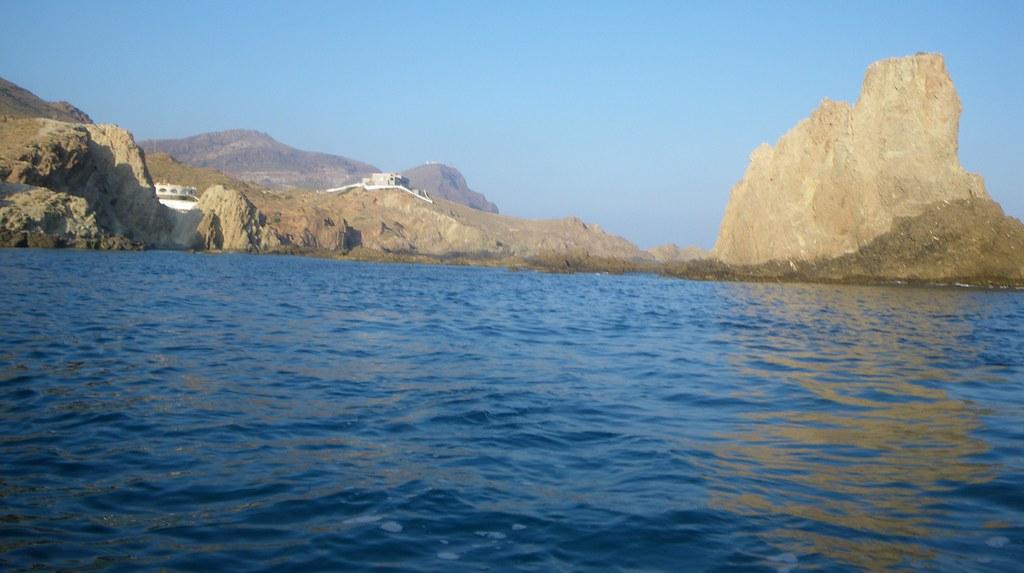 Cabo de Gata en kayak 510