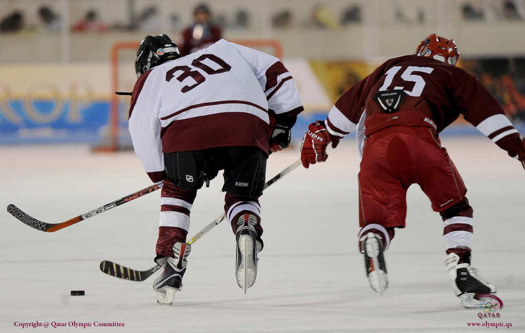 QATAR ICE HOCKEY CHAMPIONSHIP