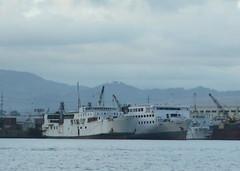 Joyful Stars & Heaven Star (EcKS! the Shipspotter) Tags: ships psss mactanchannel cebuships philippineships