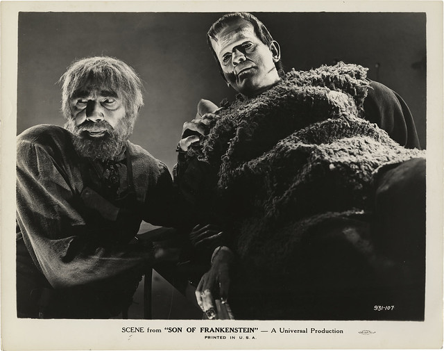 Son of Frankenstein (Universal, 1939) 8