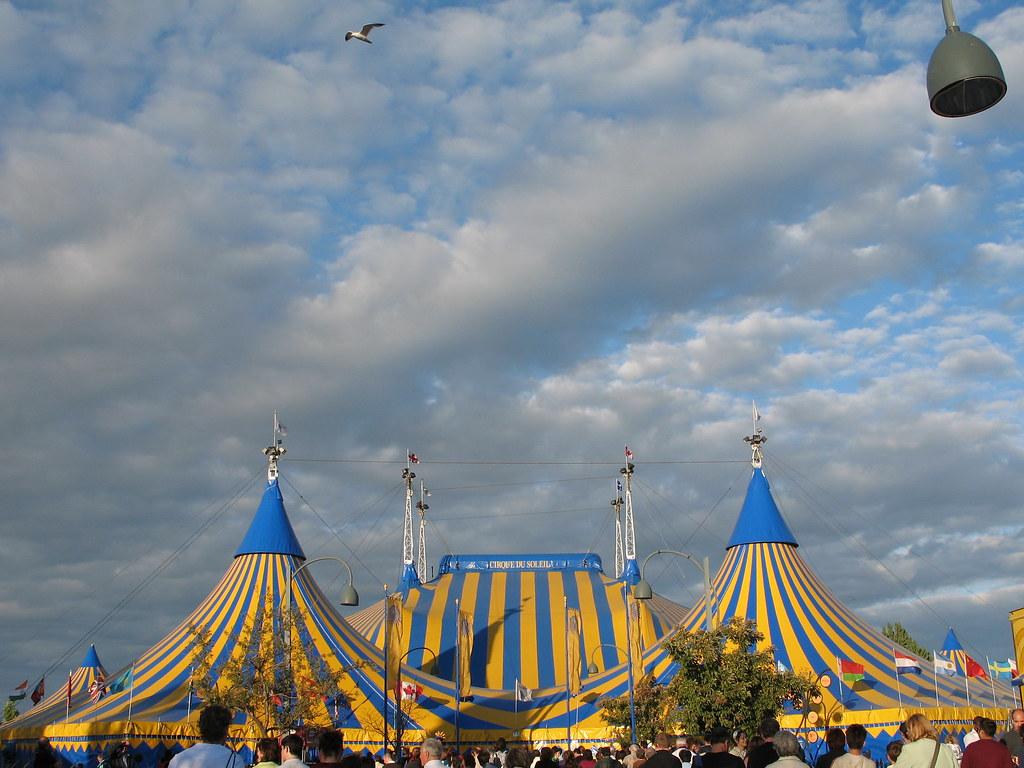Cirque de Soliel
