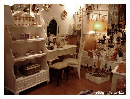 大峰家具-白色家具組