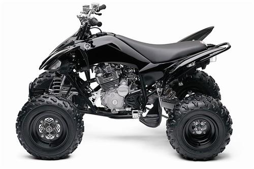 Yamaha Wolverine  Oil Change