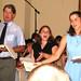 Ted Stokes, Anna Lampert, & Elizabeth Stokes,  7-1-2007