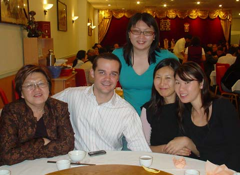 Suanie and relatives