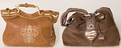 Royal Plush & Bridget Shuster Fashion Handbags