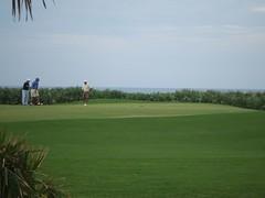 Playing the 18th Hole (karrelbuck) Tags: beach golf florida palmcoast karrel karrelbuck hammockbeach