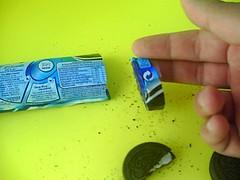 Lifehack: pacotinho de bolacha recheada
