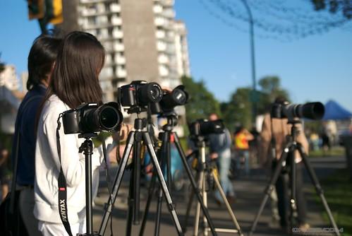 Cameras.....